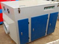 裂解异味处理设备UV光解装置
